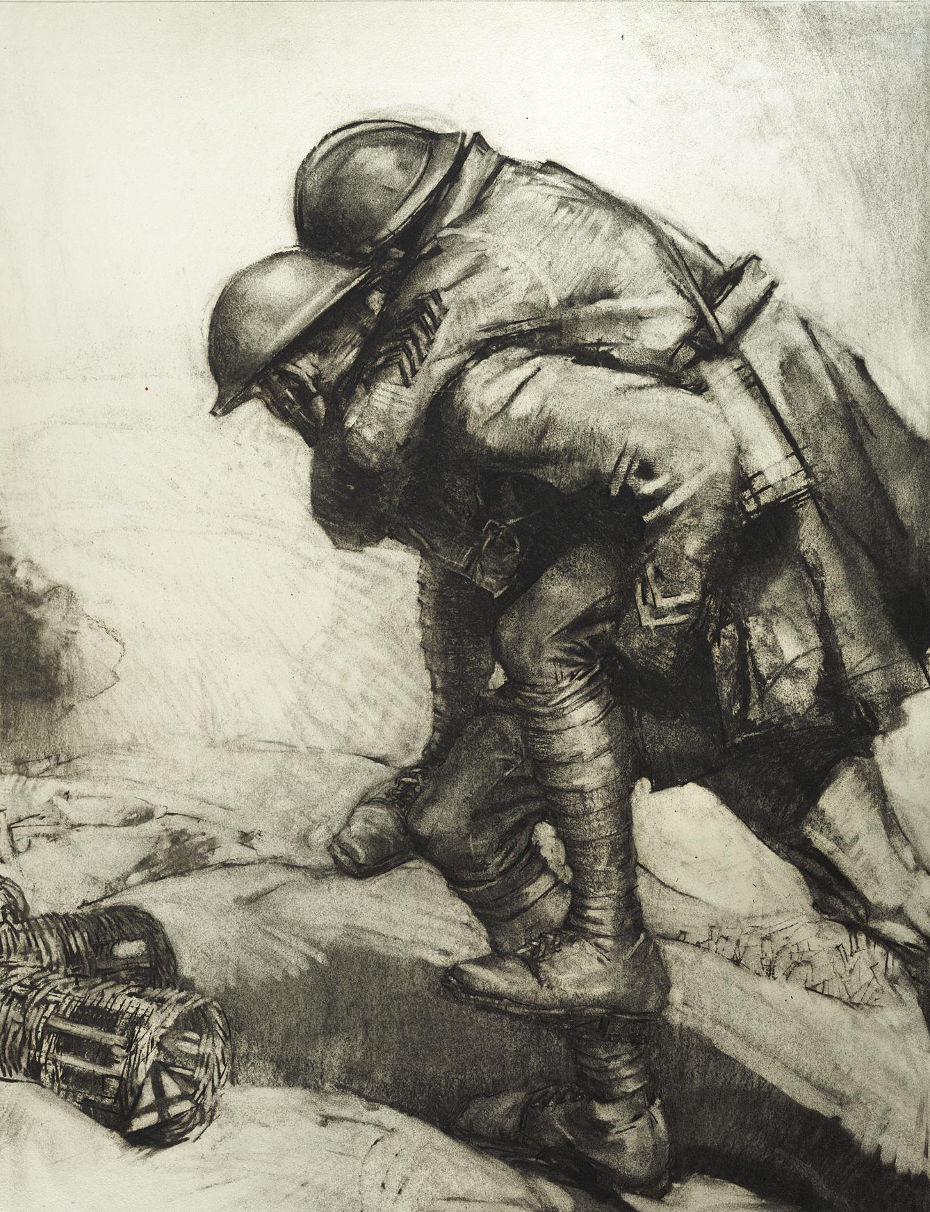 Artist Sol Rs In World War I A Centennial