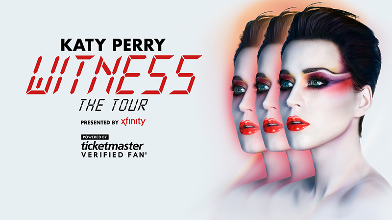 Image result for katy perry witness the tour