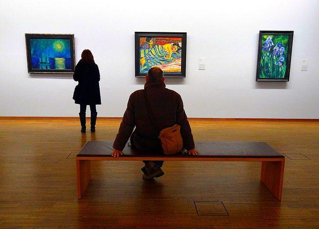 У віденській галереї «Альбертіна» з'явився аудіо-гід українською мовою