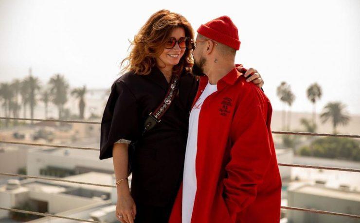 «Люблю тебе більше за життя»: Monatik привітав дружну з річницею
