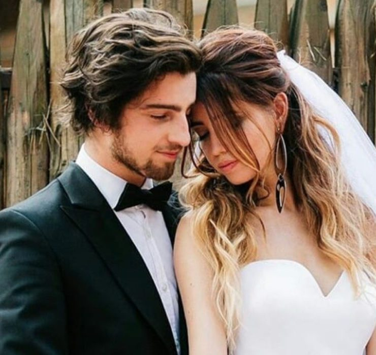 «Заслуга любові!» – Володимир Дантес і Надя Дорофєєва відзначають дерев'яне весілля