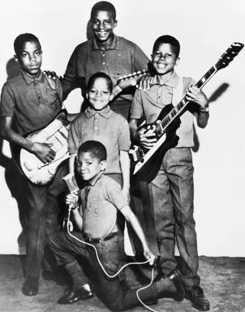 The Jackson 5 1968
