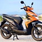 The All New Honda Beat All Around City Scoot Insideracing
