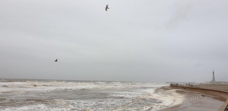 Blackpool Sea