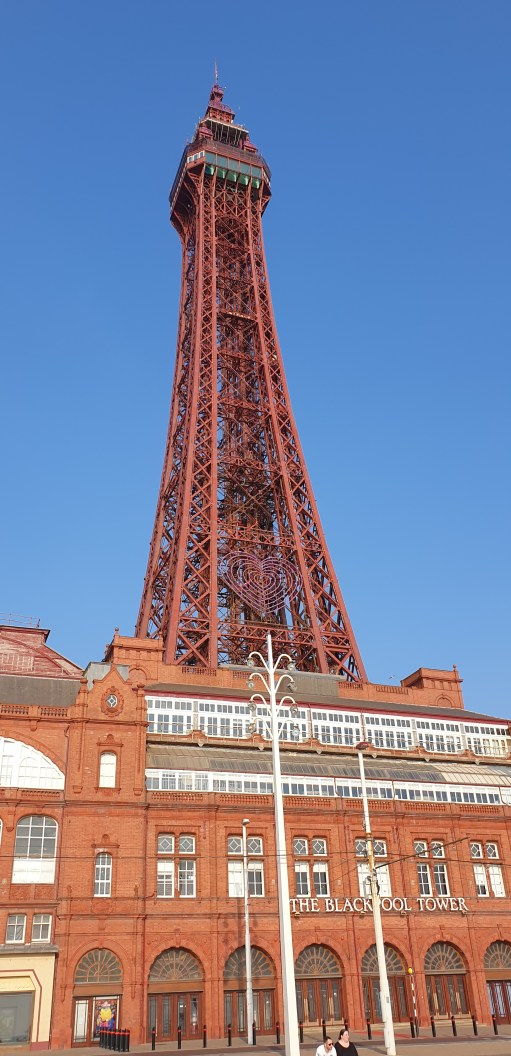 Things to do in Blackpool - Blackpool Tower