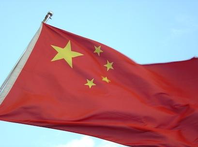 China flag, chinese