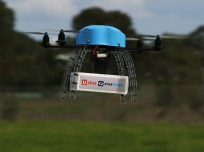 Drone Auspost