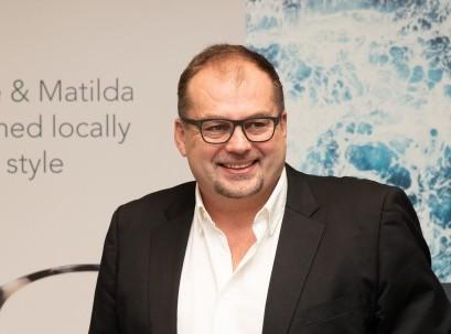 GEORGE & MATILDA_Chris Beer branding
