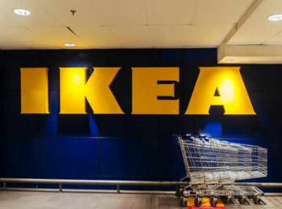 Ikea-store-brand-logo