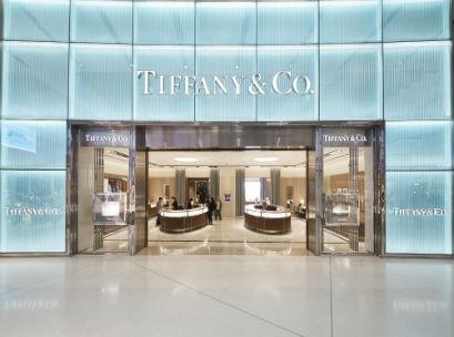 Tiffany  Co Sydney Airport