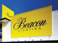 Beacon Lighting's sales flat in first half