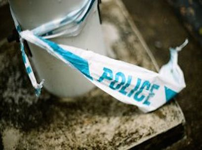 police, police tape, police line