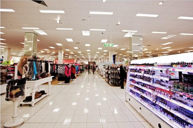 retail shopping enterprise