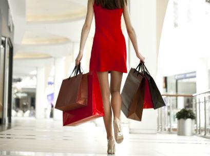 woman shopping 2