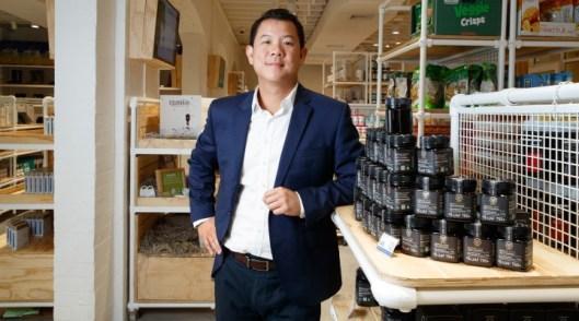 AuMake executive chairman Keong Chan