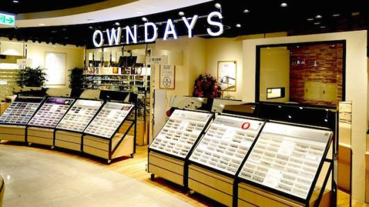 Eyewear retailer Owndays may be sold, fetching US$300 million