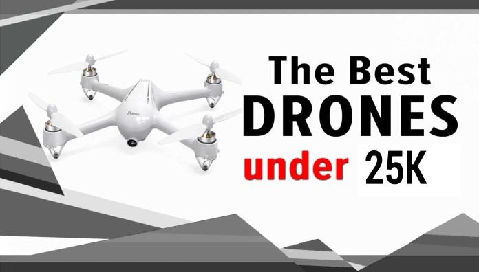 Best Drones under 25k in Nepal