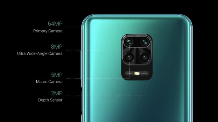 Description: Xiaomi's Redmi Note 9 features 48 megapixel quad-camera -REDMI NOTE 9 - Everything to know about