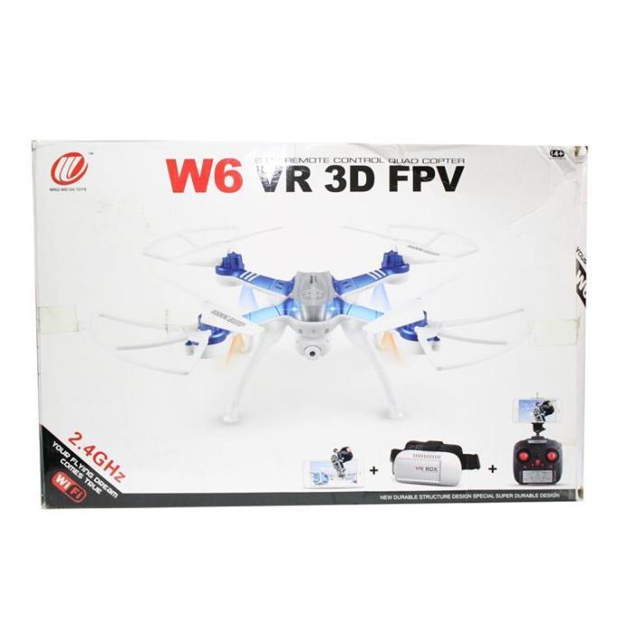 1. W6 VR FPV DRONE - Best Drones under 25k in Nepal