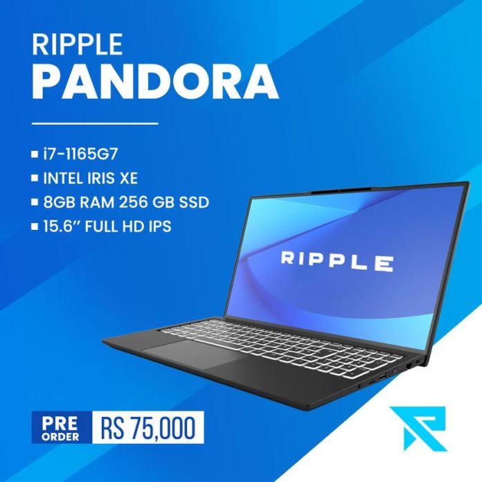 Ripple Pandora: Impressive Specification at insane Price