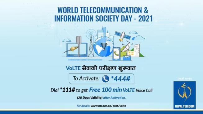 Nepal Telecom Launches VoLTE Service
