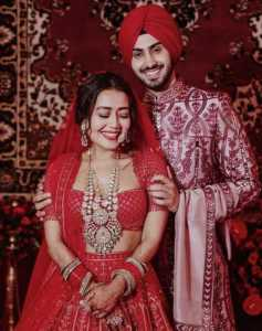 Neha Kakkar Husband photo