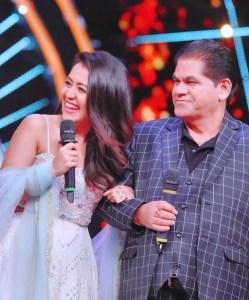Rishikesh Kakkar and her dougher Neha Kakkar