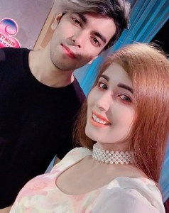 Salman Muqtadir and Naila Nayem