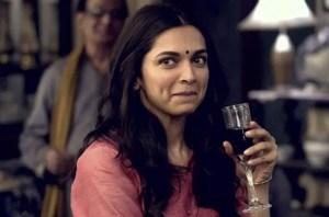 Deepika Padukone drinking alcohol