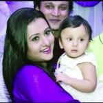 Actress Purnima's doughter arshia umaija photo