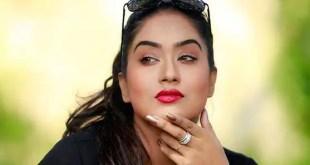 Actress Zakia Bari Mamo