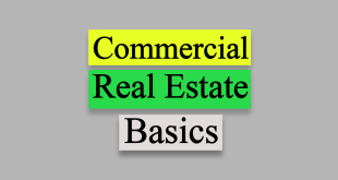 Commercial Real Estate basics