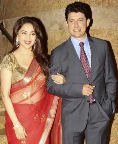 Madhuri Dixit husband photo
