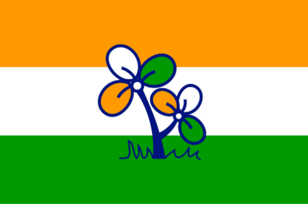 All India Trinamool Congress flag