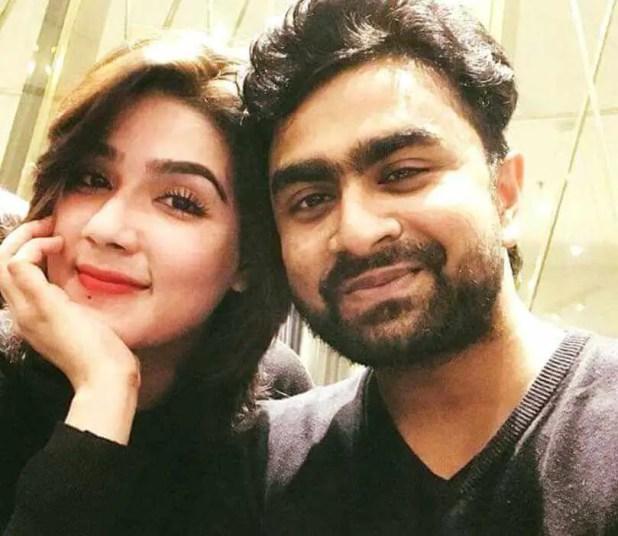 Mahiya Mahi with Imran Mahamud