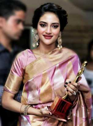 Nusrat Jahan Award Photo