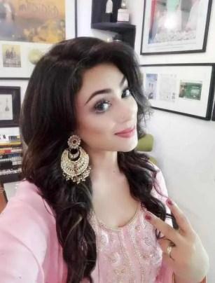 Sadika Parvin Popy Selfie Picture
