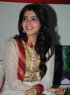 Samanta Akkineni HD Profiles Image