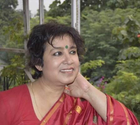 Taslima Nasrin HD Photo