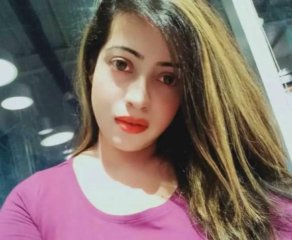 Actress Sanayee Mahbub pic