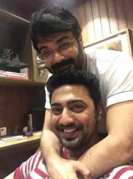 Dev with Prosenjit Chatterjee