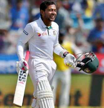 Musfipur Rahim at Test cricket Picture