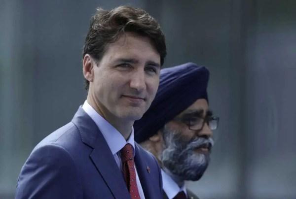 Justin Trudeau - most beautiful man