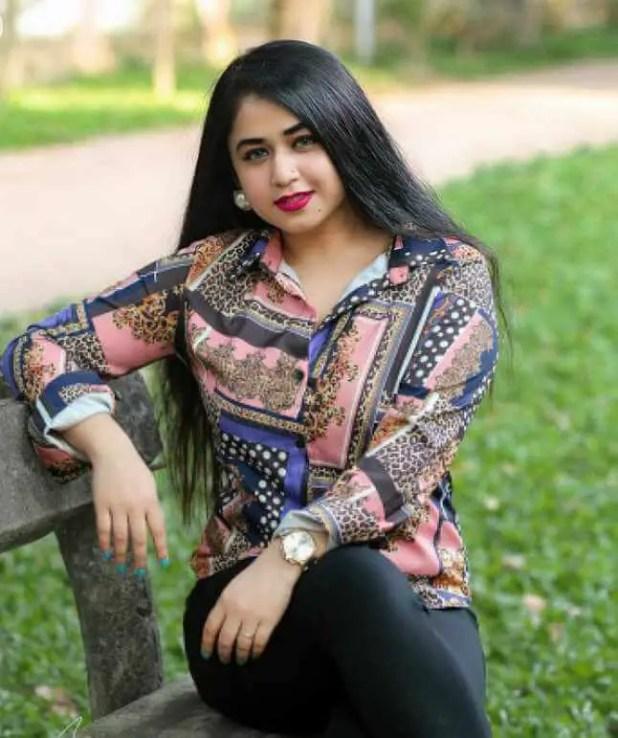 Faria Shahrin HD Image
