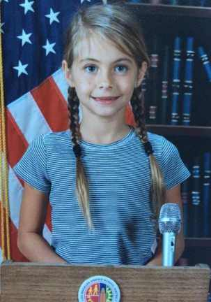 Willa Holland Childhood Photo