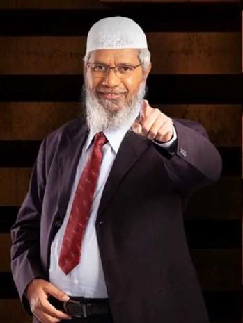 Zakir Naik HD Photo
