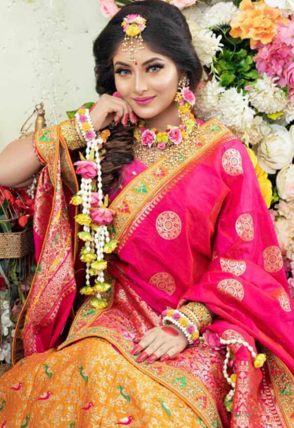 Nusrat Jahan Ontora Wedding Picture