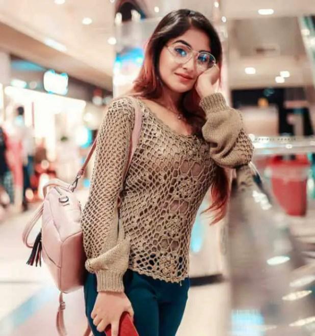 Nusrat Jahan Ontora at Shopping