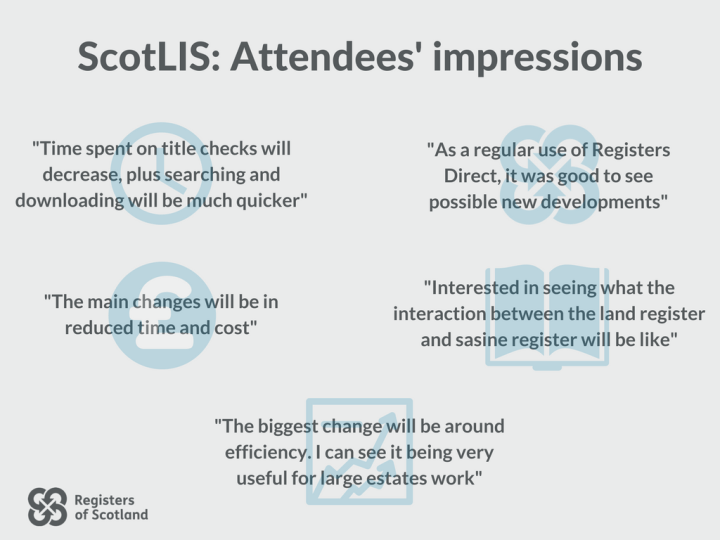 ScotLIS - what are your thoughts
