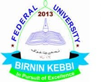 Federal University Birnin Kebbi - Federal University Birnin Kebbi (FUBK) First Batch Admission List for 2018/2019 Academic Session [UPDATED]